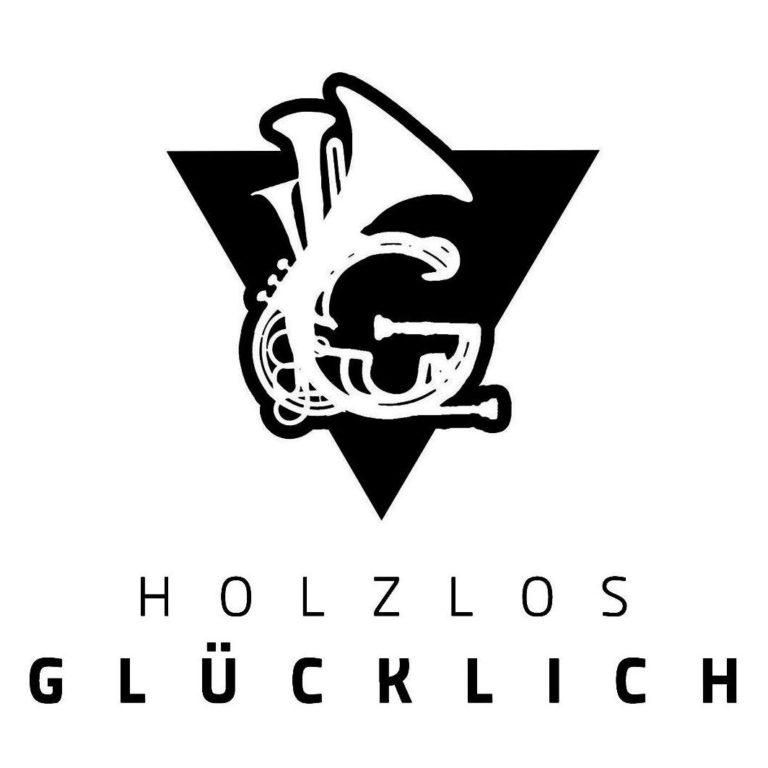 Logo Holzlos Glücklich