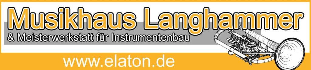 Logo Musikhaus Langhammer