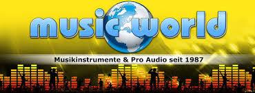 Logo Music World