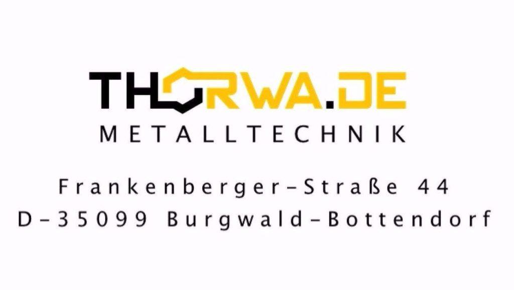Logo Thorwa Metalltechnik