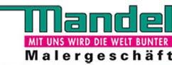 Logo Mandel Malergeschäft