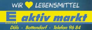 Logo Edeka Aktiv Markt Bottendorf
