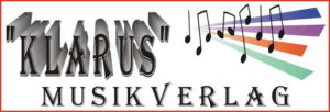 Logo Klarus Musikverlag