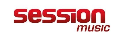 Logo Session music